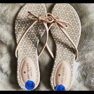 BRAND-NEW KATE SPADE SANDALS!